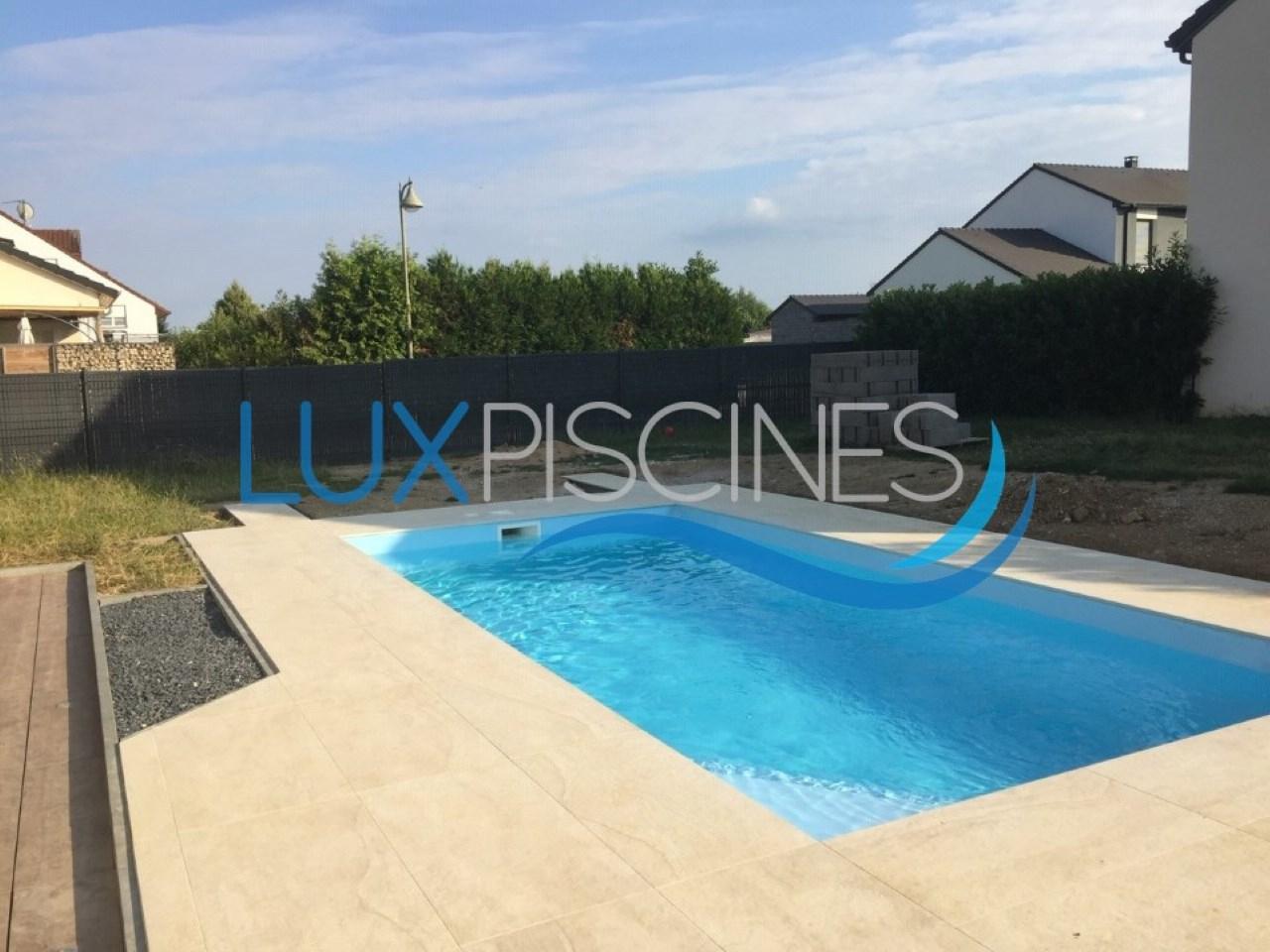 Réalisations - Lux Piscines à Piscine Dugain