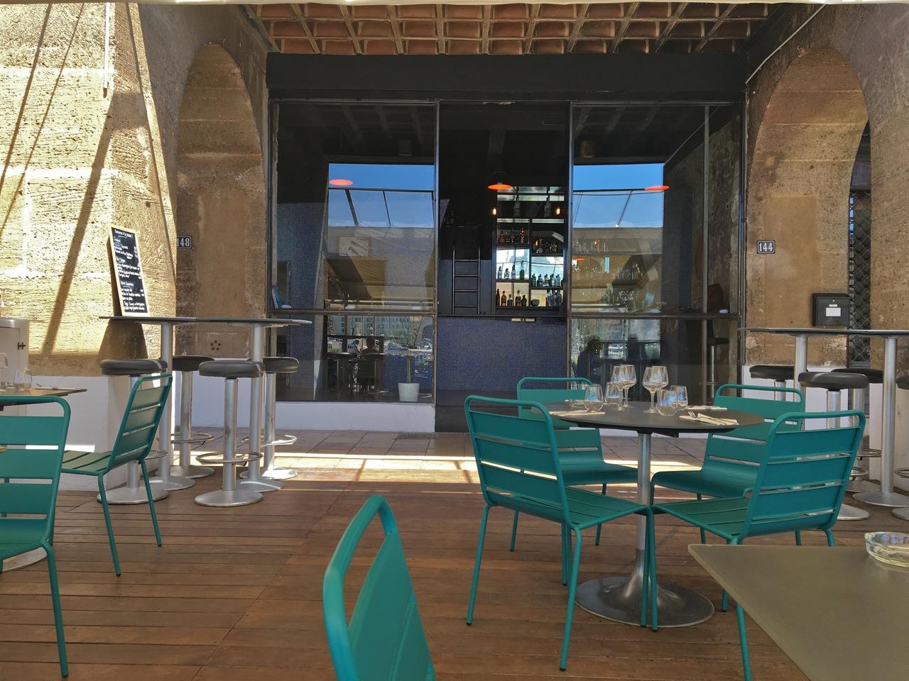 Restaurant Vieux-Port - La Piscine- Love Spots concernant La Piscine Restaurant Marseille