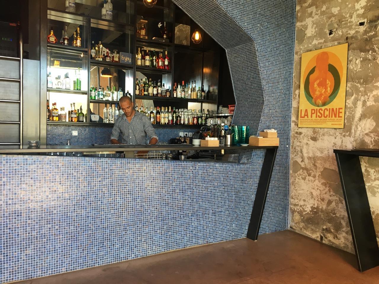 Restaurant Vieux-Port - La Piscine- Love Spots serapportantà La Piscine Restaurant Marseille