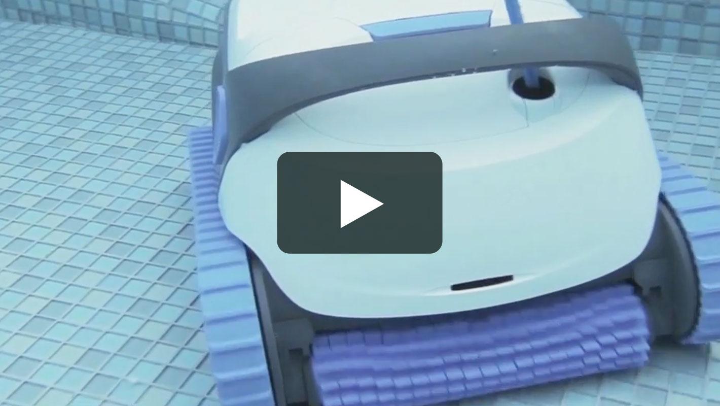Robot De Piscine Dolphin S300 | Nettoyage Professionnel dedans Robot Piscine Dolphin S300
