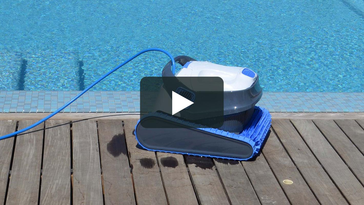 Robot De Piscine Dolphin S300 | Nettoyage Professionnel intérieur Robot Piscine Dolphin S300