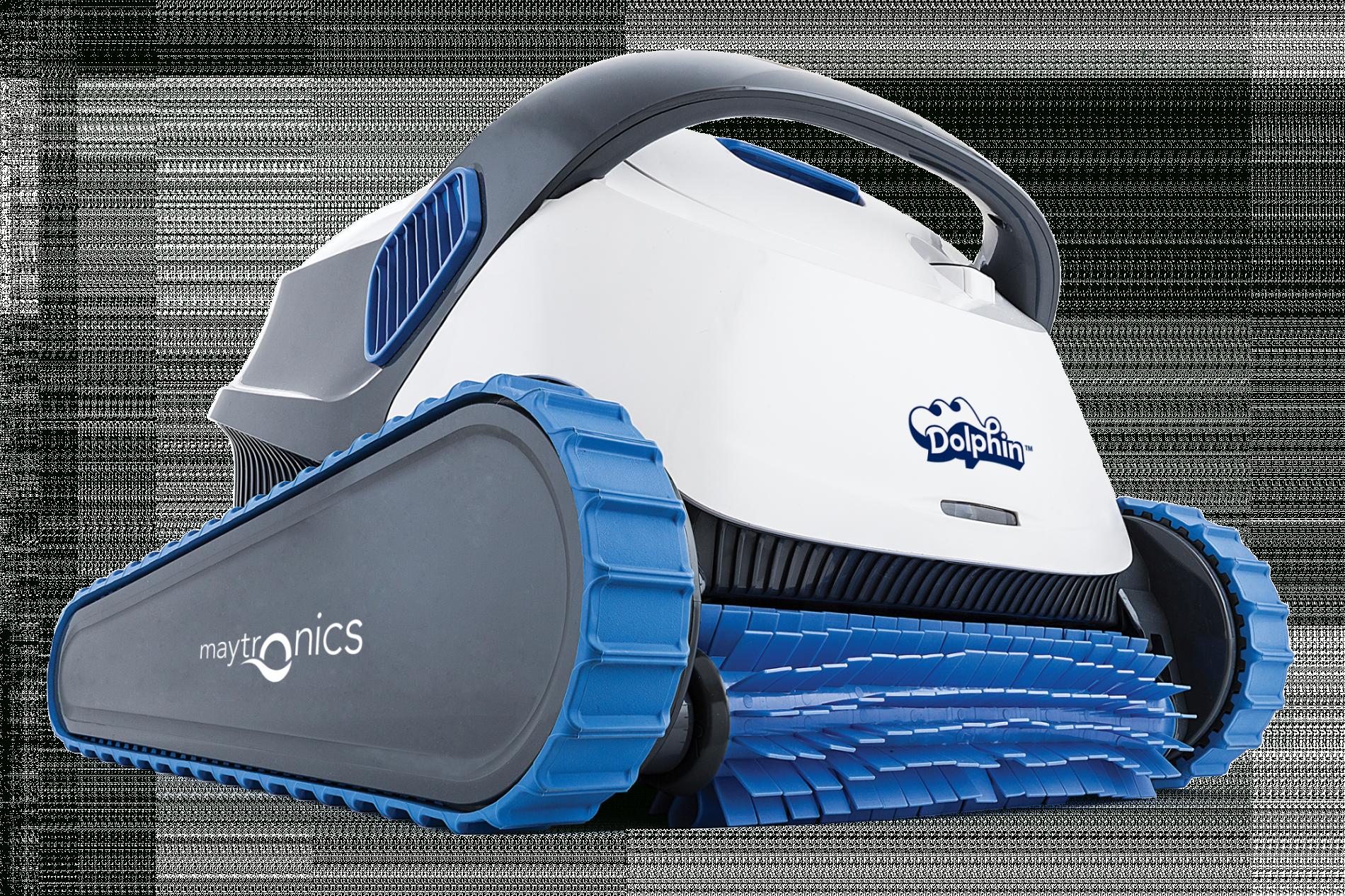 Robot Électrique Dolphin S300 Piscines-De-France.fr dedans Robot Piscine Dolphin S300