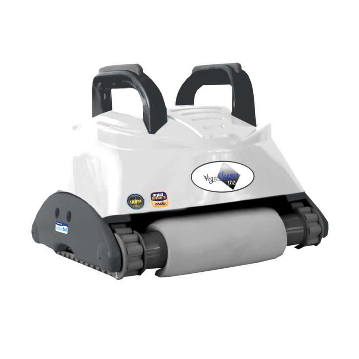 Robot Vegacleaner 100 By Aquabot - Achat / Vente Entretien ... destiné Robot Piscine Cdiscount