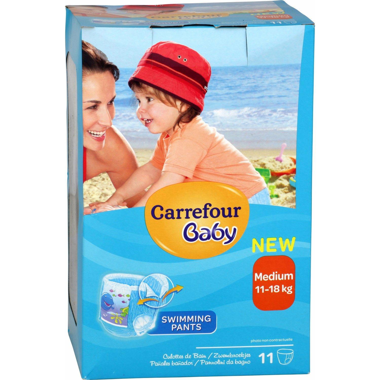 S De Bain Swimming Pants Carrefour : Comparateur ... avec Piscine Enfant Carrefour