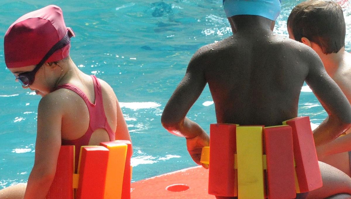 Schwimmen - Avignon Tourisme - Avignon Tourisme destiné Piscine Chevalier De Folard Avignon