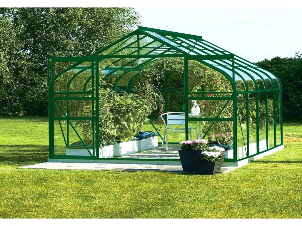 Serre De Jardin Komat - Veranda Et Abri Jardin avec Serre Komat Occasion
