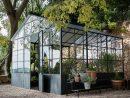 Serres De Jardin: Murales Et Adossées Unopiù pour Serre Fer Forgé Occasion