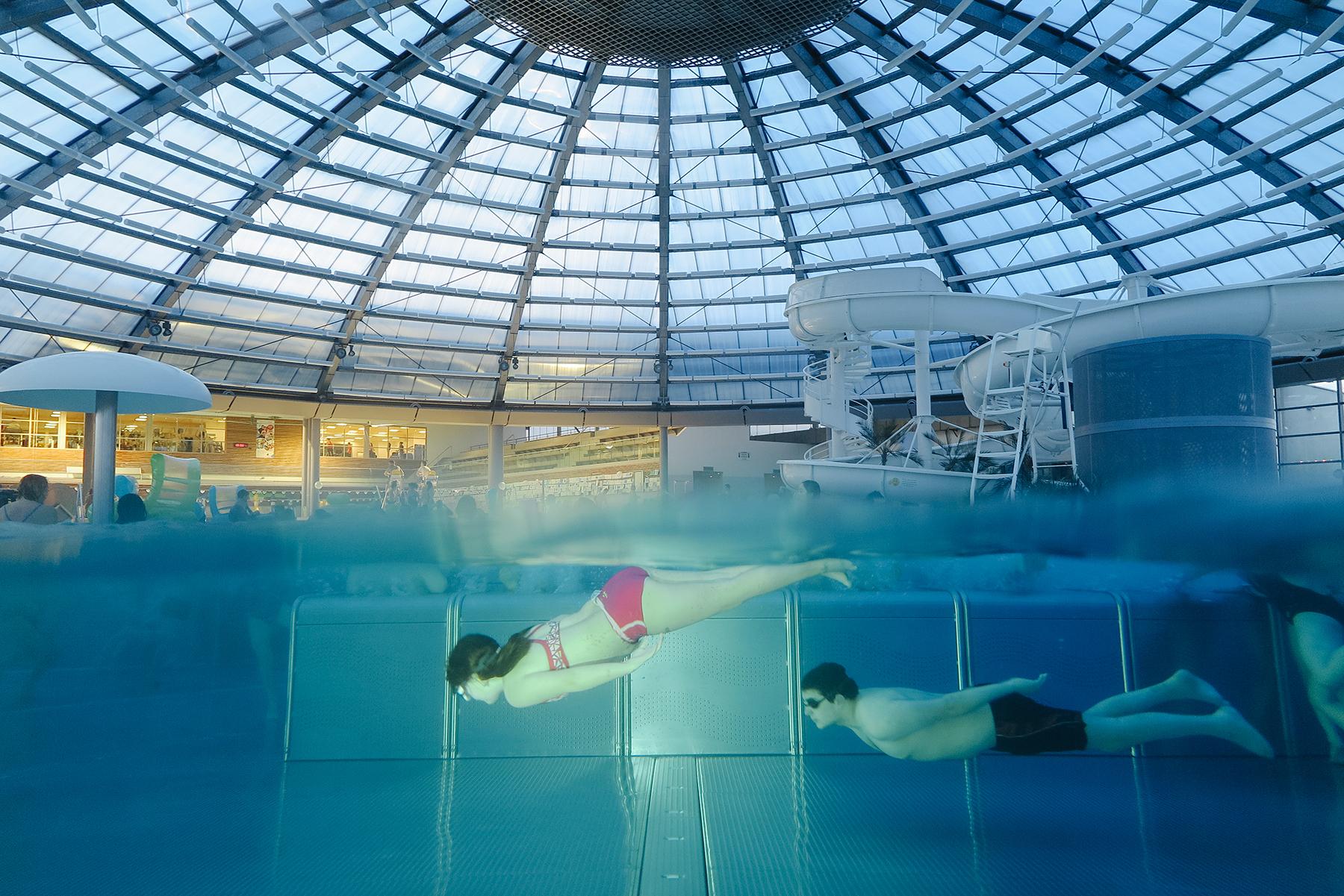 Stade Aquatique De Vichy Communauté avec Piscine Bellerive Horaire