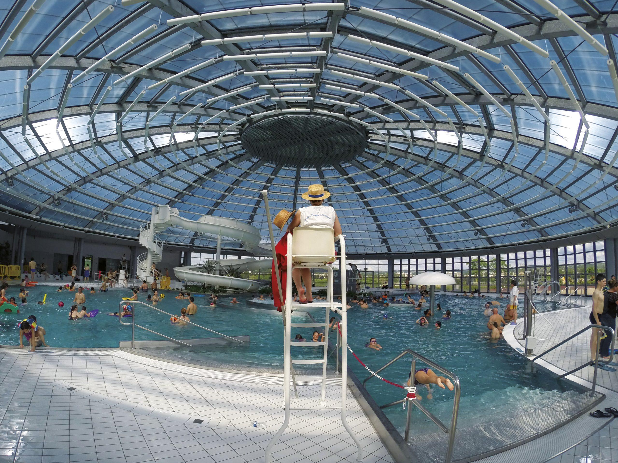 Stade Aquatique - Vichy Communauté tout Piscine Bellerive Horaire
