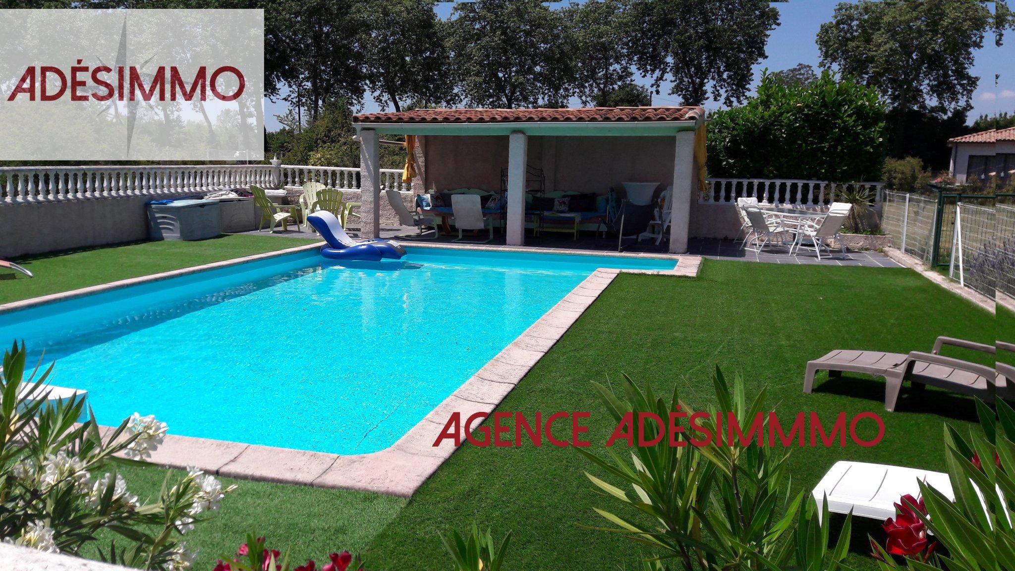 Superbe Villa T6 Avec Terrain 4500 M² Et Piscine intérieur Piscine Carbonne