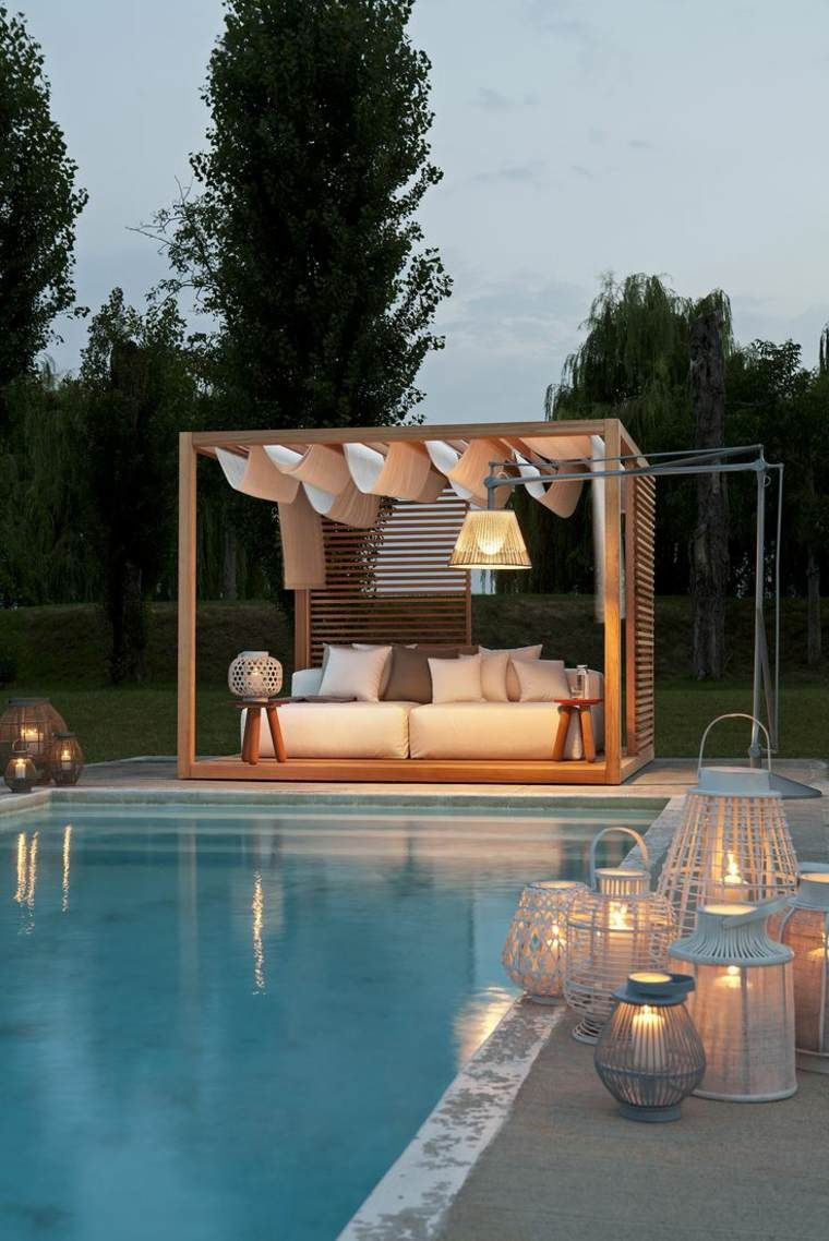 Terrasse Zen : Astuces Et Conseils D'Aménagement - | Outdoor ... dedans Déco Piscine Zen