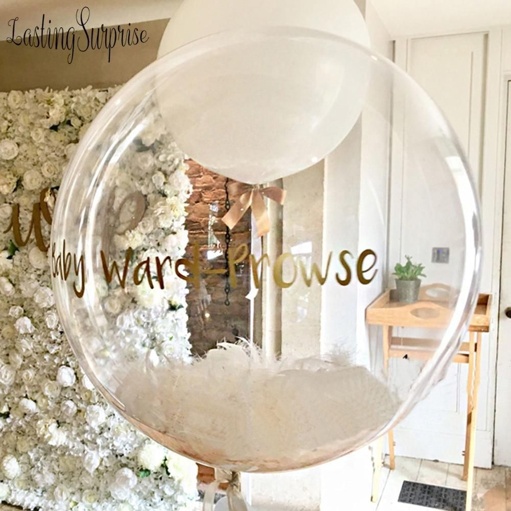 Transparent Bubble Balloons For Occasion | Bubble Balloons ... à Bubble Occasion