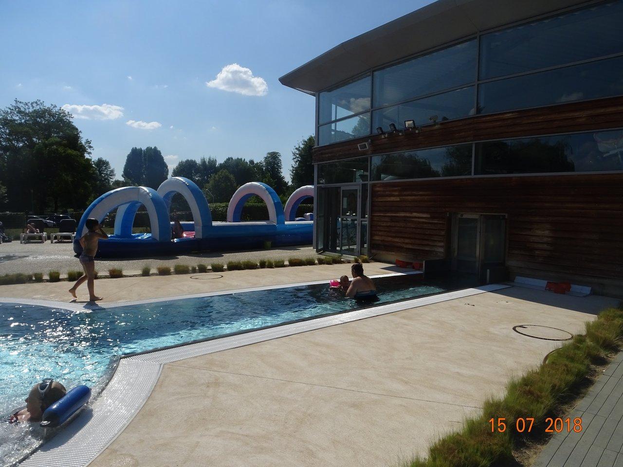 Val De Loisirs - Centre Aquatique Du Cher A La Loire ... serapportantà Horaire Piscine Montrichard