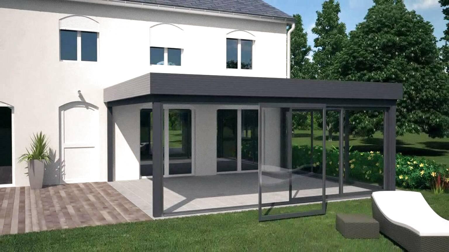 Veranda Aluminium D'Occasion   Plus Que 3 À -60% intérieur Pergola Occasion Le Bon Coin