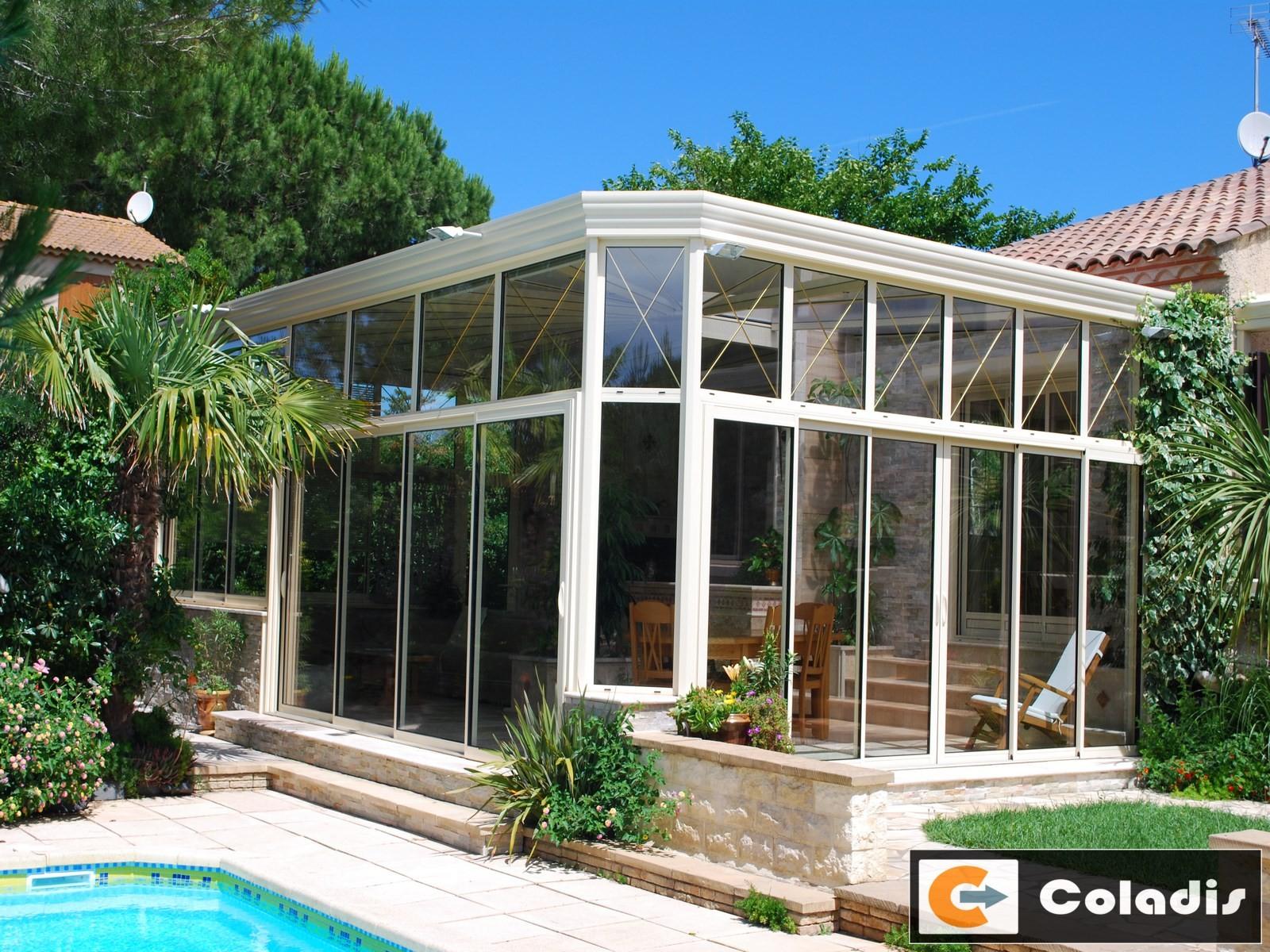 Veranda Occasion Bretagne - Veranda Et Abri Jardin dedans Ancienne Serre De Jardin Occasion Le Bon Coin