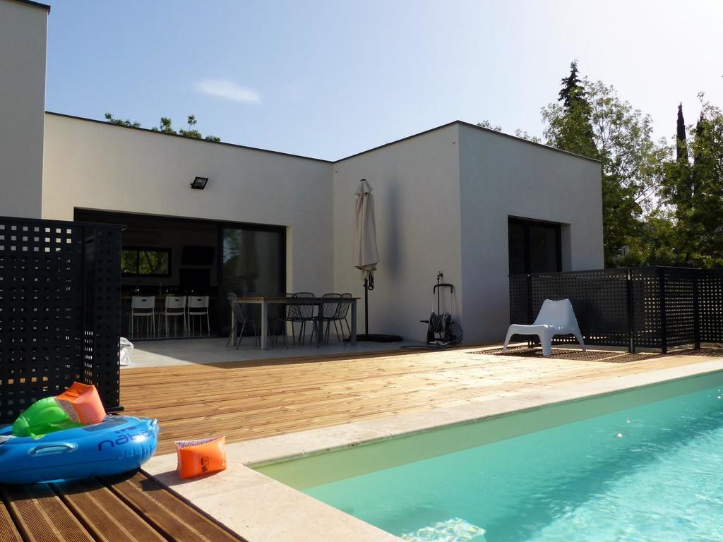Villa Piscine Sud France (France Verzeille) - Booking tout Location Villa France Avec Piscine