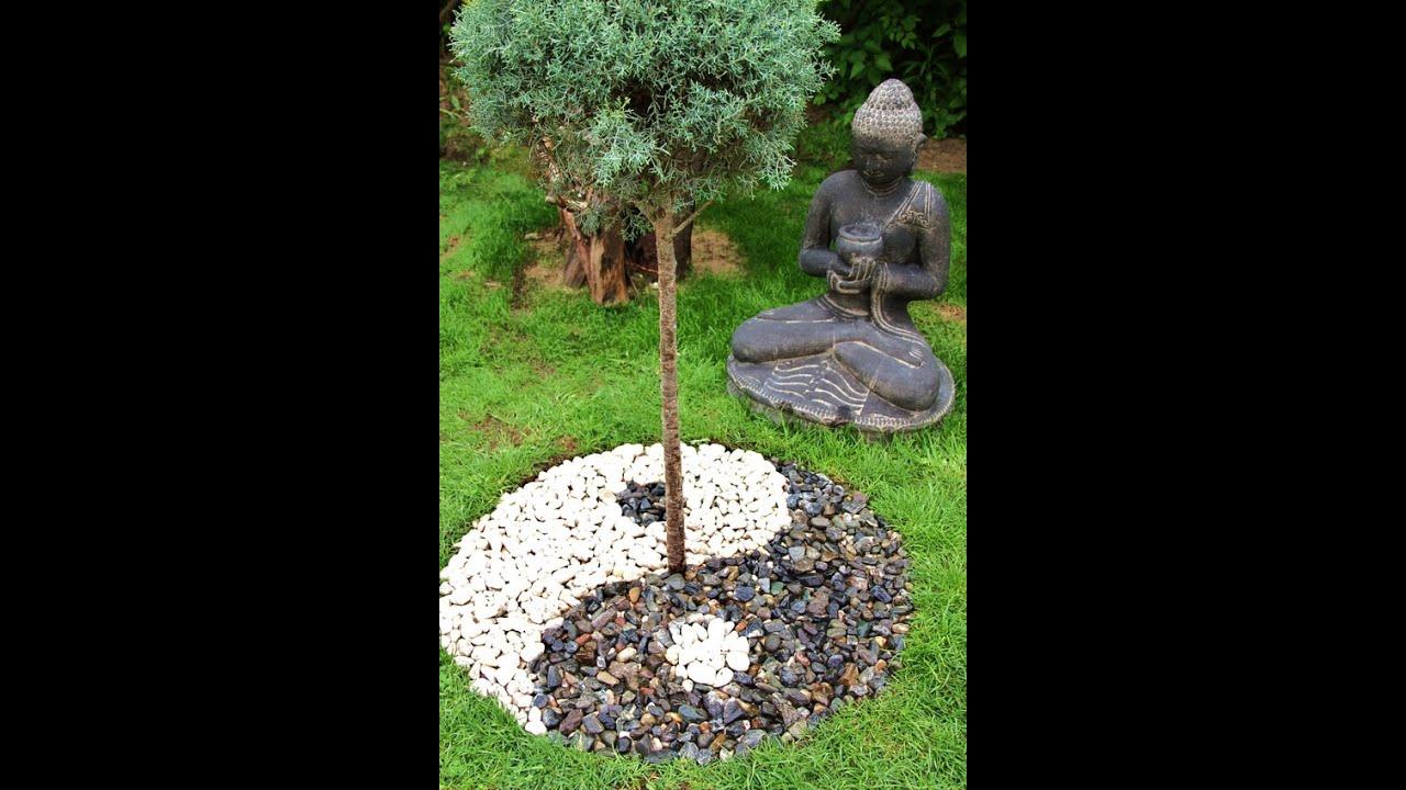 Yinyang Jardin Japonais Zen Yin Et Yang - Yin&Yang - Yin ... avec Bordure Jardin Japonais