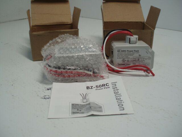 (2) New Legrand Wattstopper Bz-50Rc 120/277V 24Vdc Rj45 ... encequiconcerne Bz 120