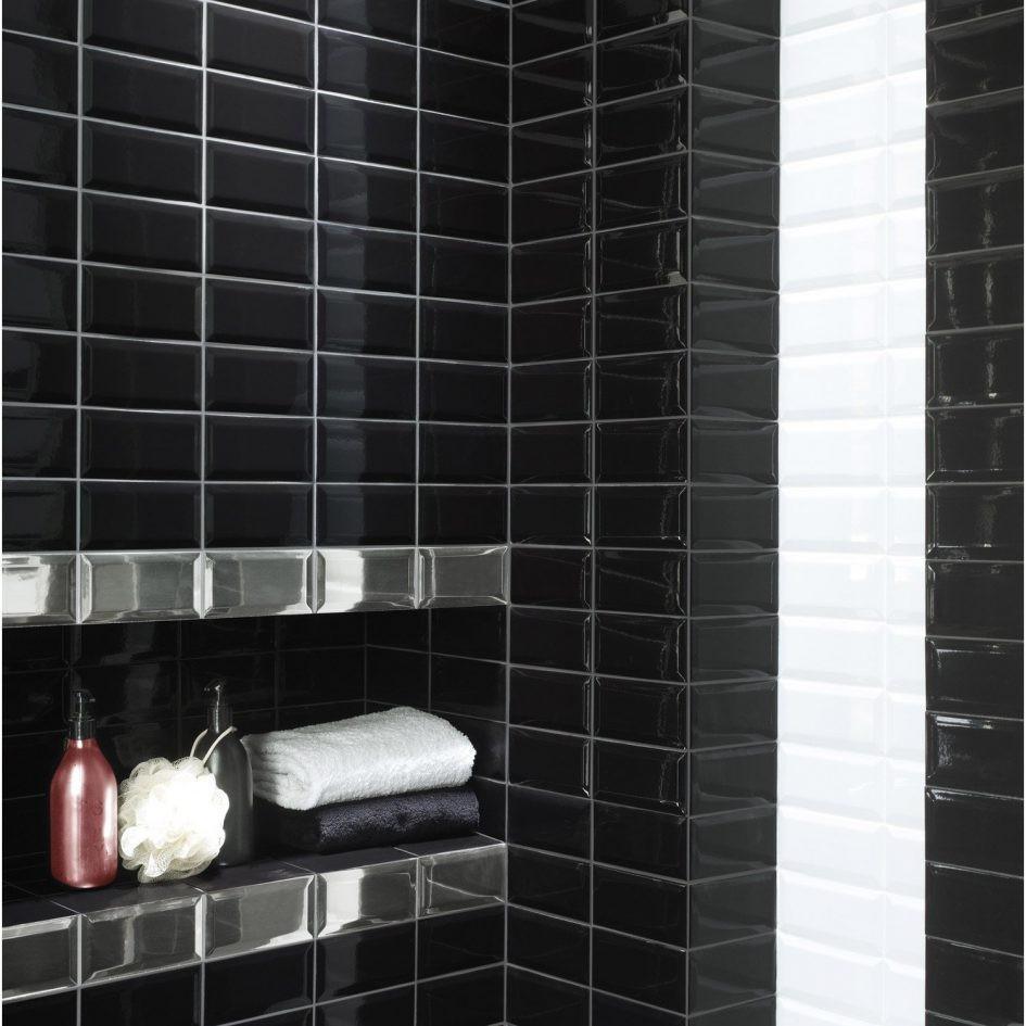 40 Beau Carrelage Noir Mat Trucs Et Astuces serapportantà Carrelage Mural Noir Mat