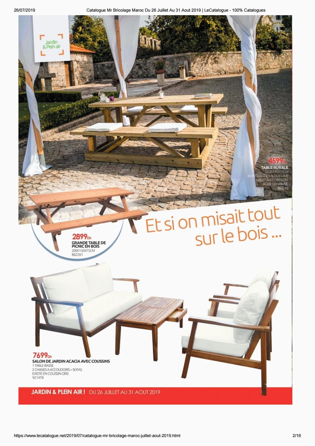 40 Charmant Table De Jardin Mr Bricolage | Table pour Incinérateur De Jardin Mr Bricolage