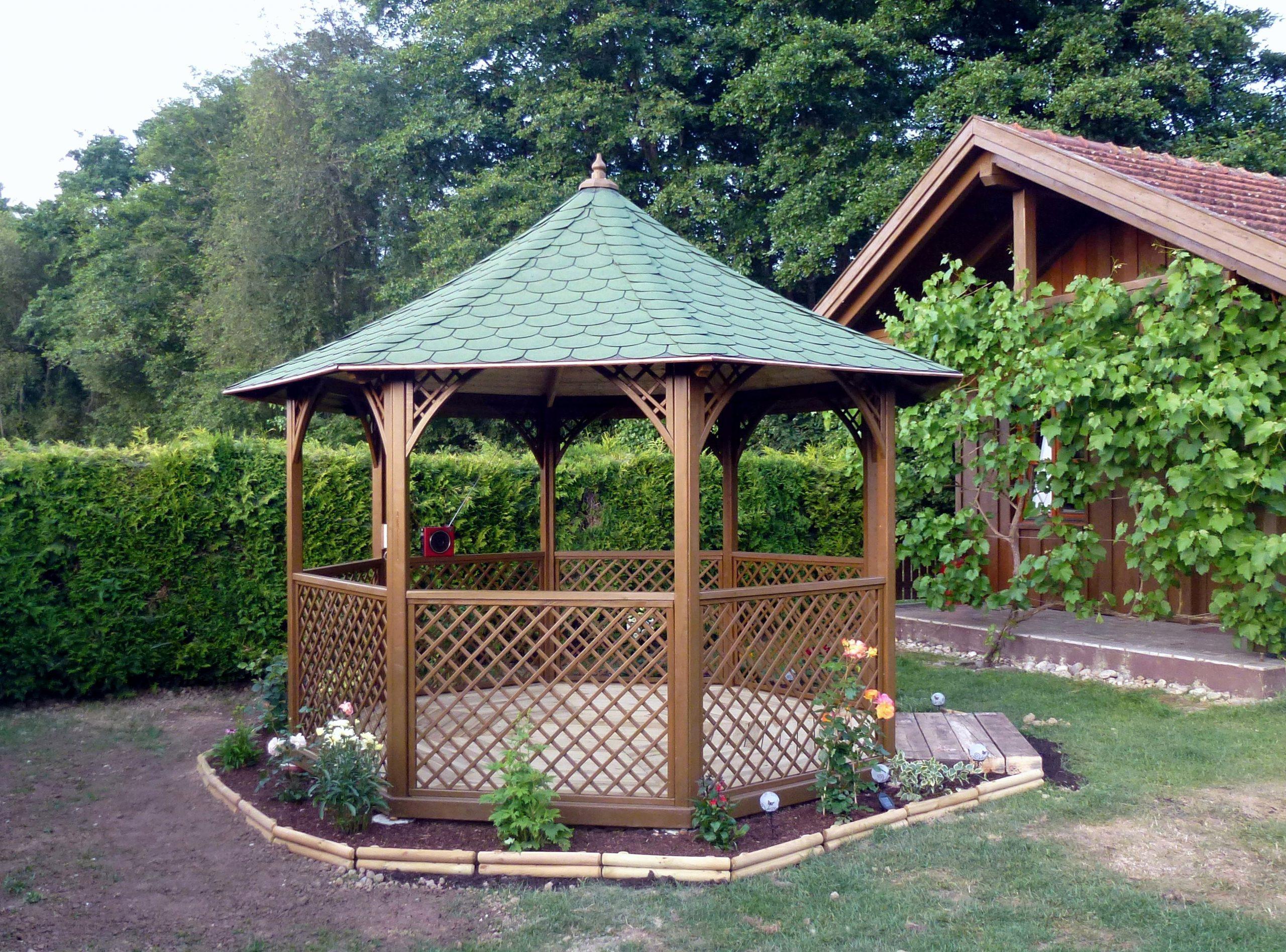 66 Luxe Image De Cabane Jardin Castorama | Sailkarting tout Bordure Jardin Pvc Castorama