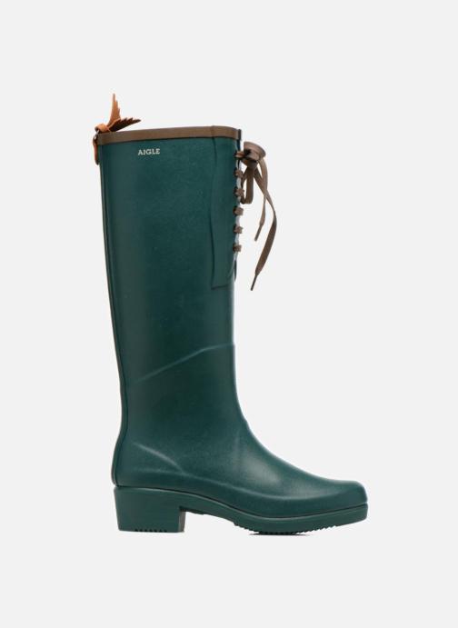 Aigle Miss Juliette L - Vert Mode Online - Chaussures ... encequiconcerne Chaussures Aigle Gamm Vert