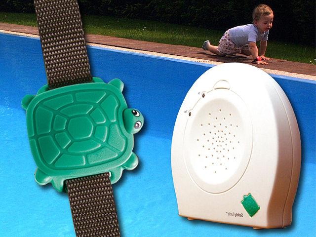 Alarme Piscine Turtle à Bracelet Alarme Piscine Décathlon