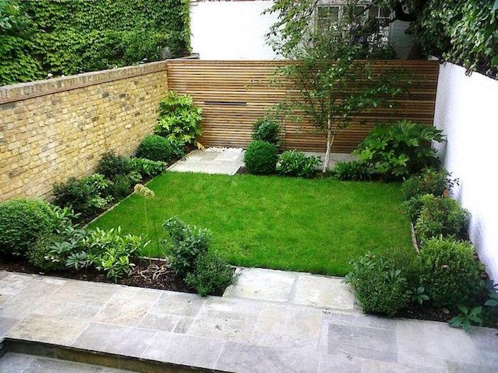 Aménagement Jardin | 105 Photos Pour Votre Petit Coin De ... à Concevoir Un Petit Jardin Anglais