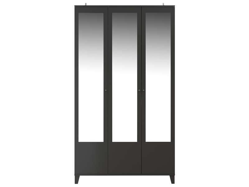 Armoire 3 Portes Artley - Vente De Armoire - Conforama tout Armoire Artley Conforama