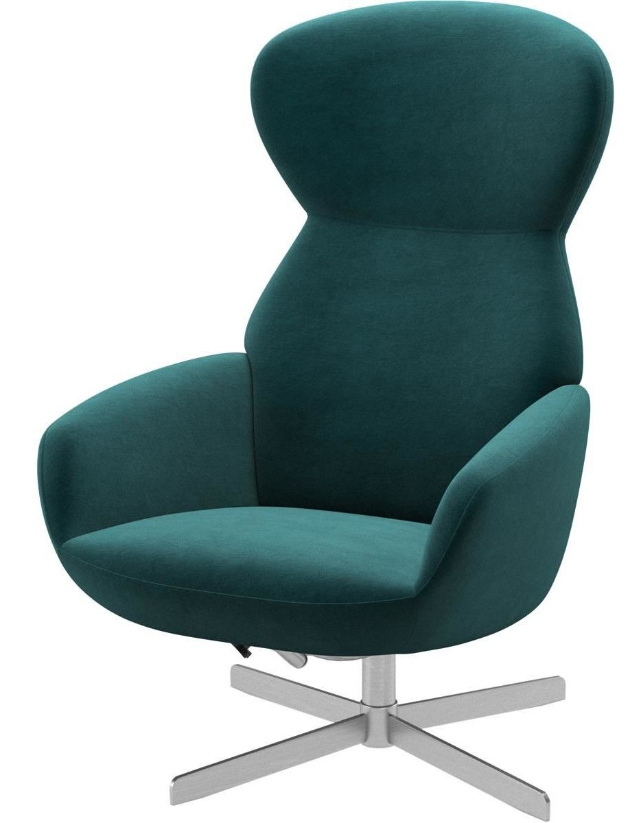 Athena Chair With Reclining Back Function And Swivel Base ... destiné Fauteuil Athena Boconcept