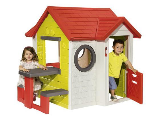 Avis Cabane Smoby My House Meilleurs Comparatifs【 Les ... intérieur Cabane Smoby Occasion