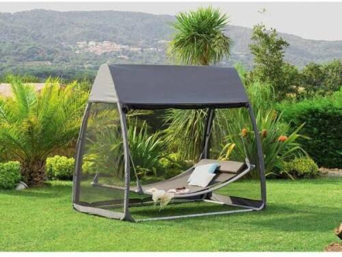 Balancelle De La Catégorie Equipement Et Mobilier De Jardin avec Balancelle Trinidad