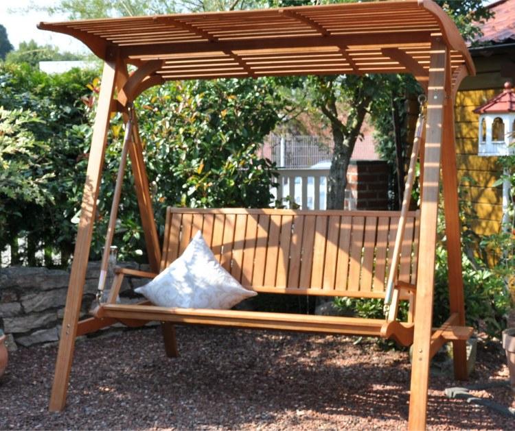 Balancoire Jardin Bois - Cirque Et Balancoire à Balancelle Lit Jardin Carrefour