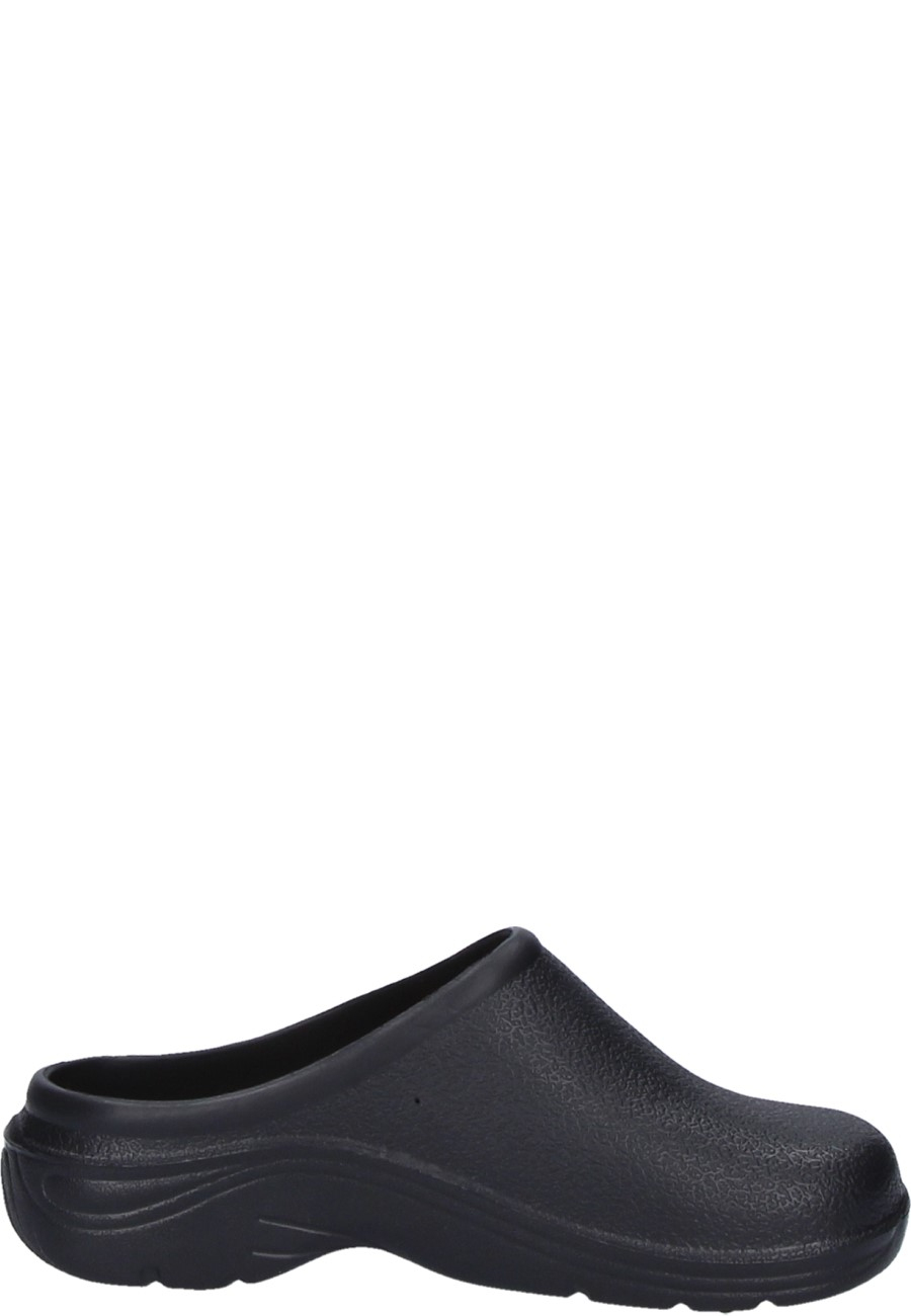Blackfox Ajs -Sabot Colors- Ultralight Eva Clogs In Black encequiconcerne Sabot Fourré Blackfox