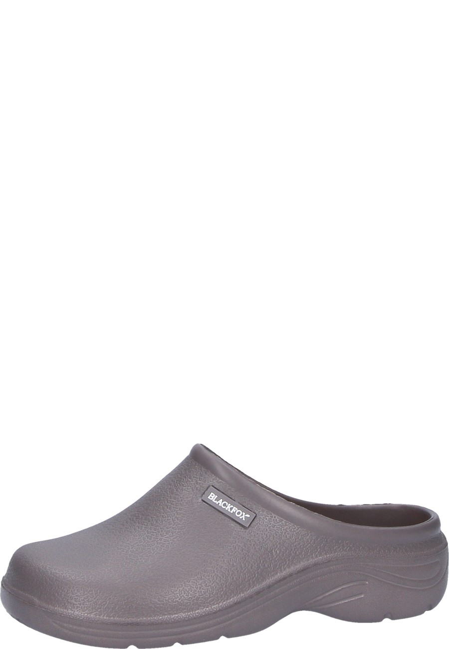 Blackfox Ajs -Sabot Colors- Ultralight Eva Clogs In Grey encequiconcerne Sabot Fourré Blackfox