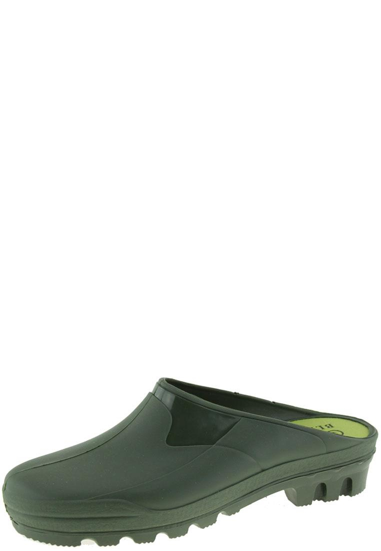 Blackfox Ajs -Sabot France - In Green - A Trendy Uni Clog encequiconcerne Sabot Fourré Blackfox