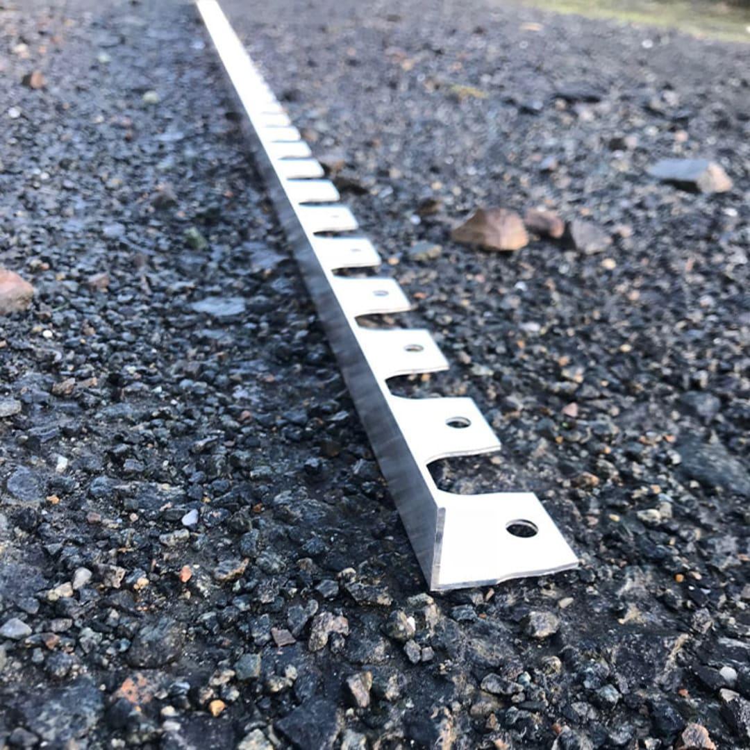 Bordure Aluminium Pour Gazon Synthétique concernant Bordure Aluminium Point P