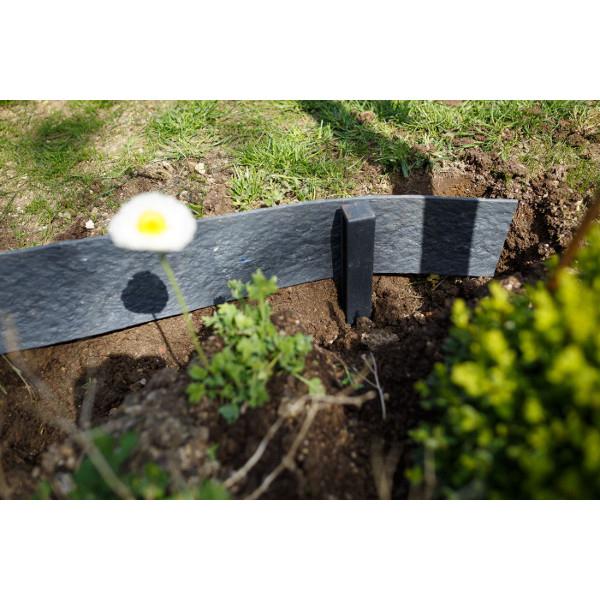 Bordure De Jardin Chez Point P destiné Bordure Ecolat Gedimat