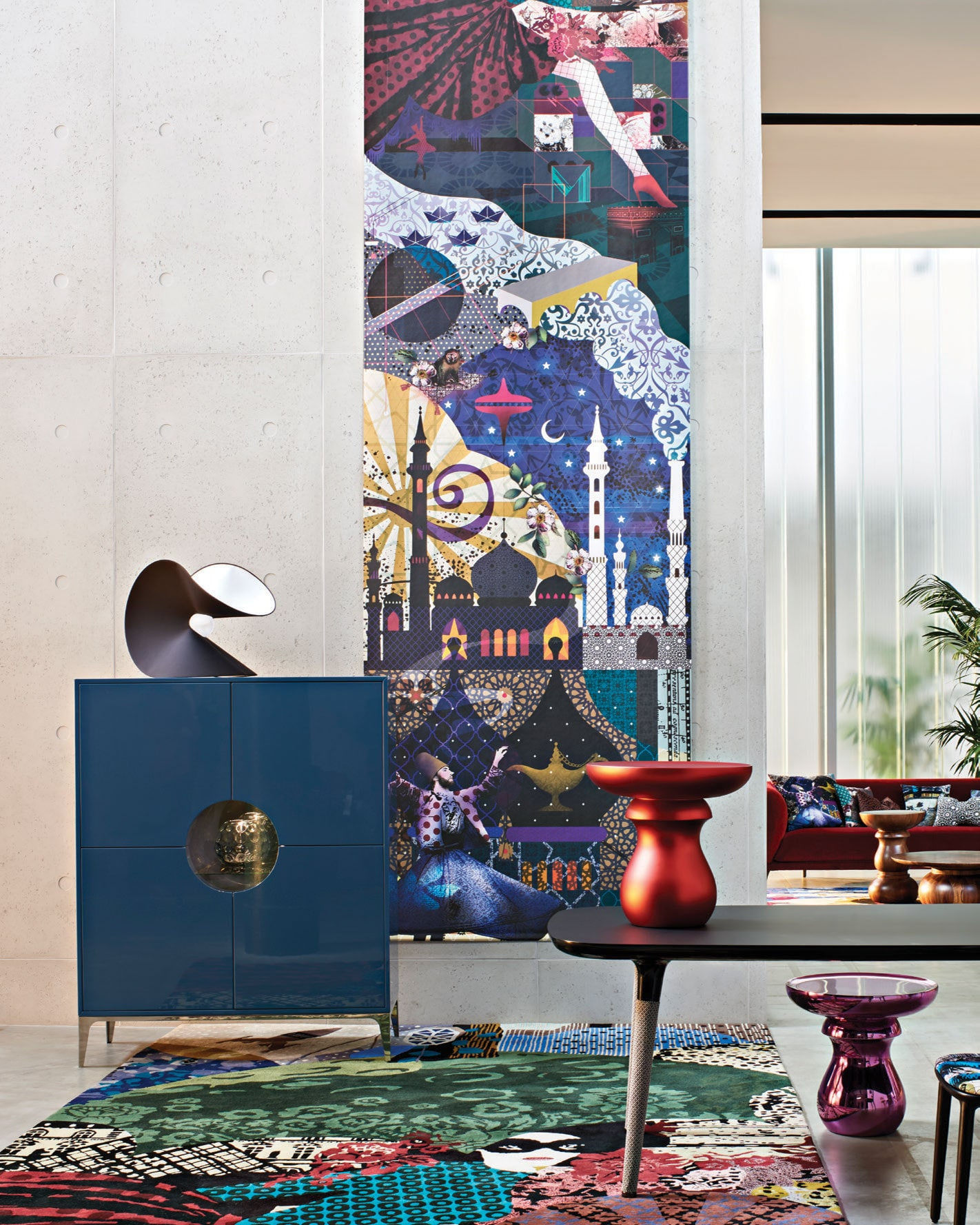 Bring A Worldly Touch To Your Home With Roche Bobois ... serapportantà Roche Bobois Theoreme
