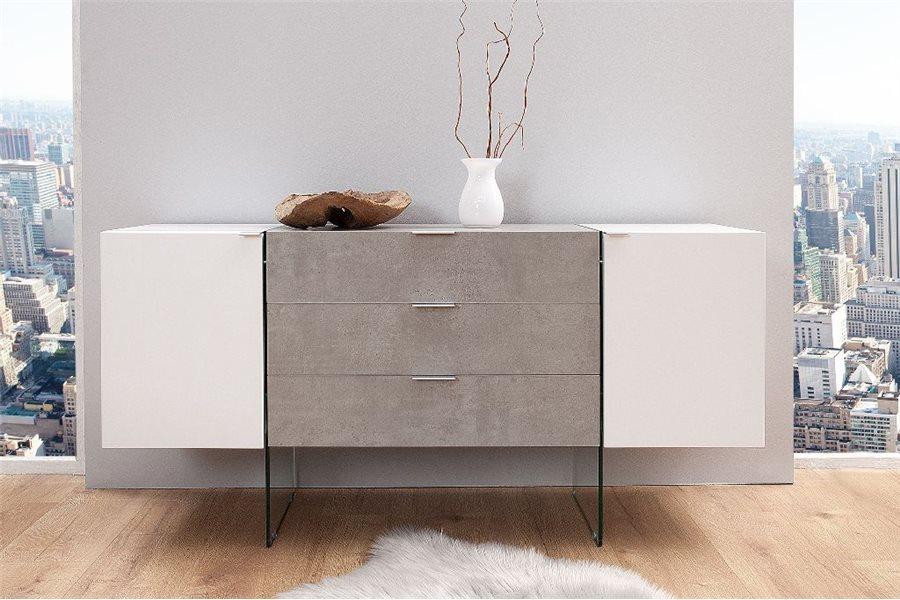 Buffet Design Onux - Chloe Design avec Buffet Design Italien