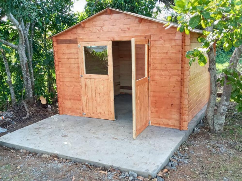 Bungalow Construction Ou Rénovation De Votre Bungalow ... destiné Abris De Jardin Guadeloupe