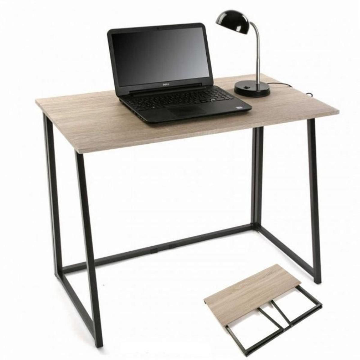 Bureau Pliable - Taille : S | Bureau Pliable pour Bureau Pliable Conforama