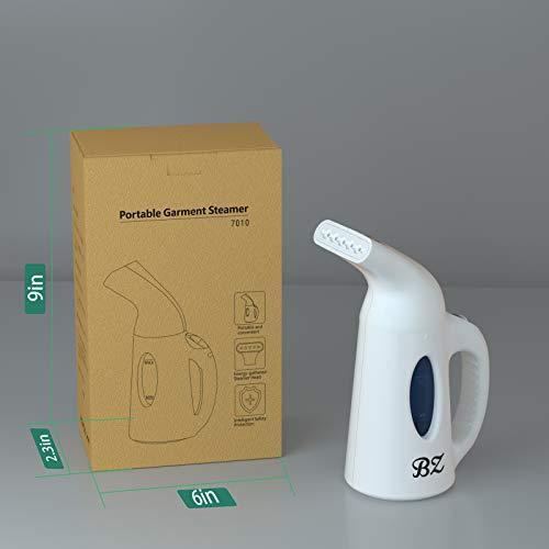Bz Steamer For Clothes - Us Handheld Steamer - (110-120 ... avec Bz 120