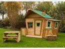 Cabane Bois Jardin Enfant pour Plan Pour Fabriquer Une Cabine De Plage En Bois