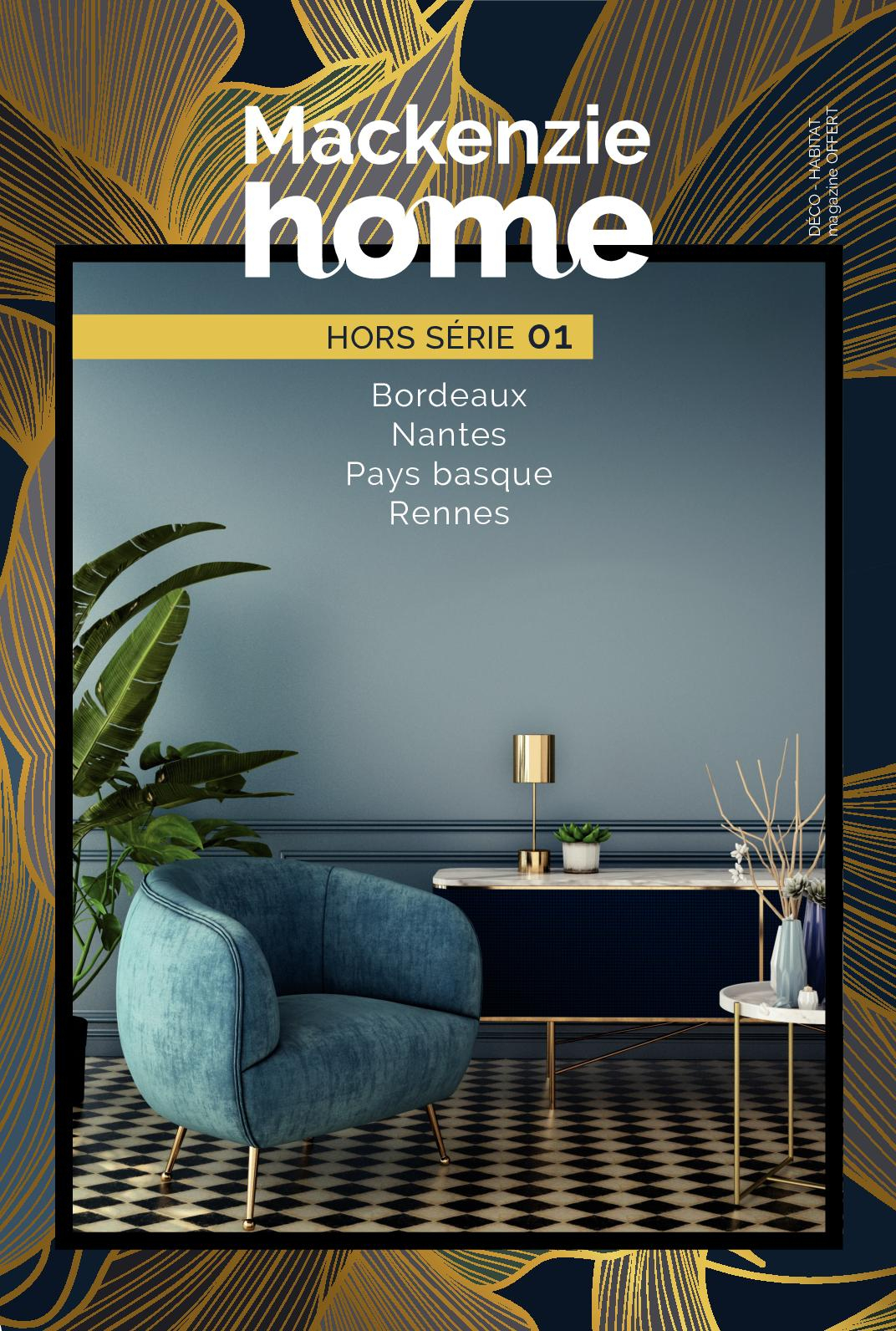 Calaméo - Mackenzie Home - Hors-Série #1 tout Living Store Nantes