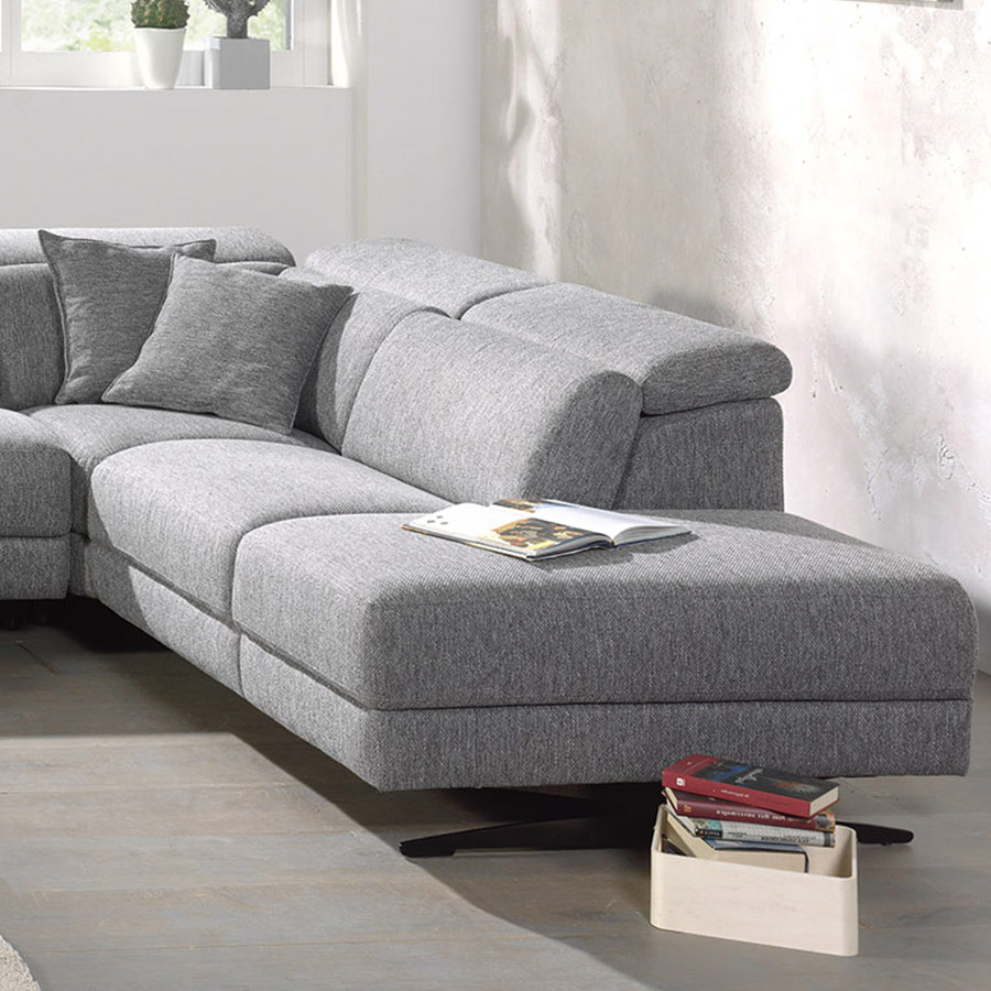 Canapé Angle Relaxation Electrique | Kasalinea pour Canapé Relax Fabrication Belge
