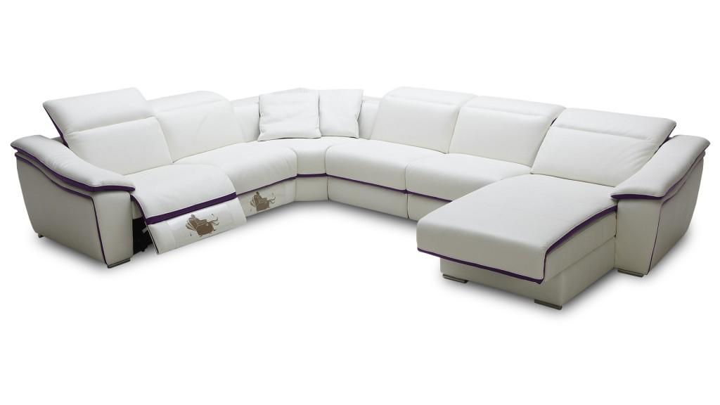 Canapé D'Angle Cuir Panoramique - Canapé D'Angle Cuir pour Canapé D'Angle Cuir Ikea
