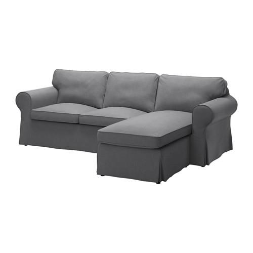 Canape Gris Ikea pour Canapé Gris Chiné Ikea