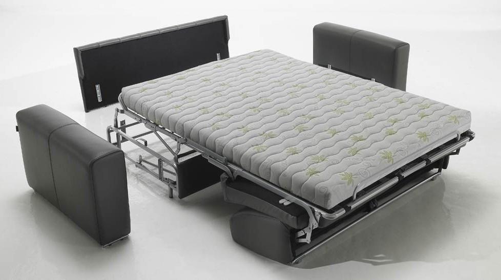 Canape Lit Couchage Permanent - Canapé : Idées De ... à Bz 160X200 Couchage Quotidien