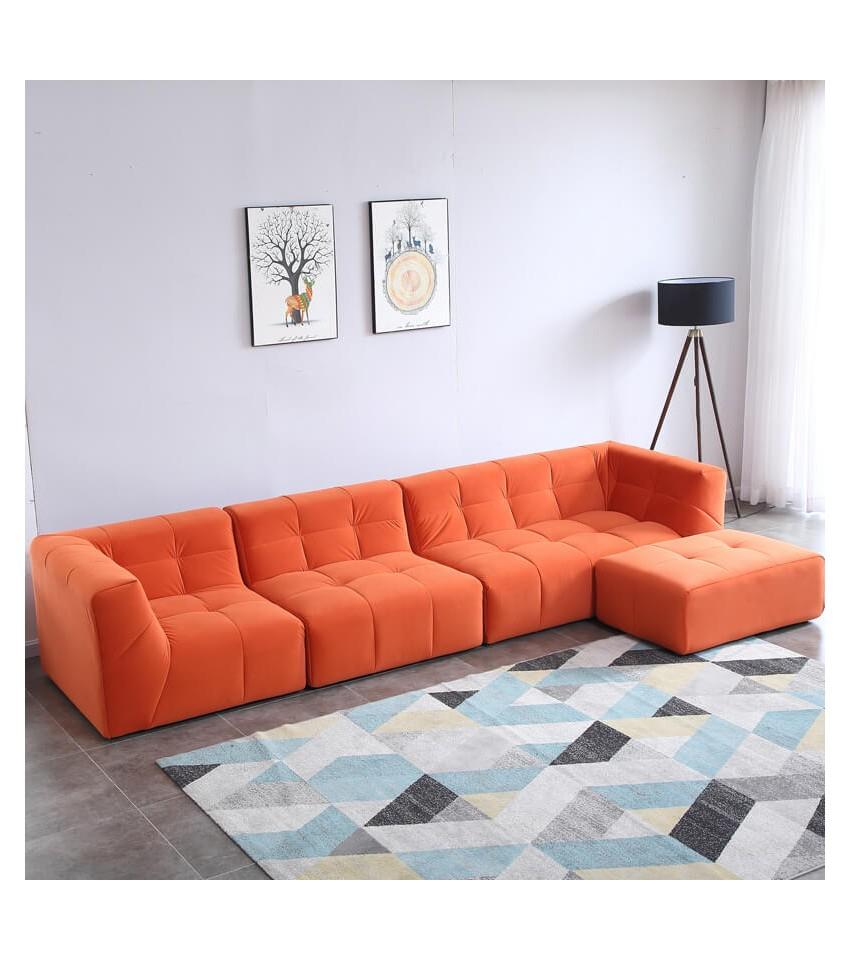 Canapé Modulable Takanap : Adaptez Votre Canapé À Toute ... à Canapé Pogo